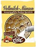 Produkt-Bild: Vollmilchmünzen gefüllt 125 g Beutel Edel-Bonbon