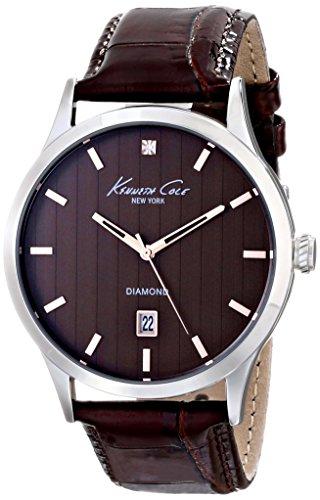 kenneth-cole-kc8070-orologio-da-polso-colore-marrone