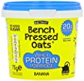 OOMF! 75g Instant Bench Pressed Oats - Pack of 8