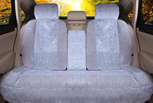 AMYMGLL Autozubehör Sitzabdeckung Deluxe Edition (10s) Auto-Universal Short Plüsch Spring & Winter-3-Farben-Wahlen , #32 (Fußball Deluxe Shorts)