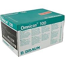 Jeringa Insulina 1 ml/100u.i. 0.30 x 12 mm Omnican-Caja 100u