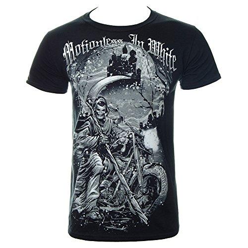 Motionless In White - T-shirt - Stampa - Uomo