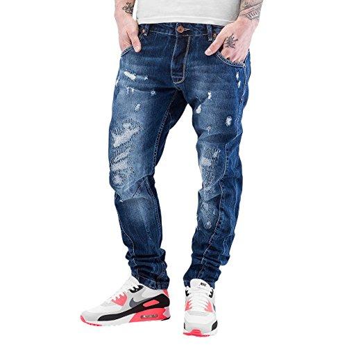 VSCT Clubwear Homme Jeans / Antifit Hank Twisted Bleu