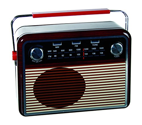"'Radio ""caja de almacenaje"
