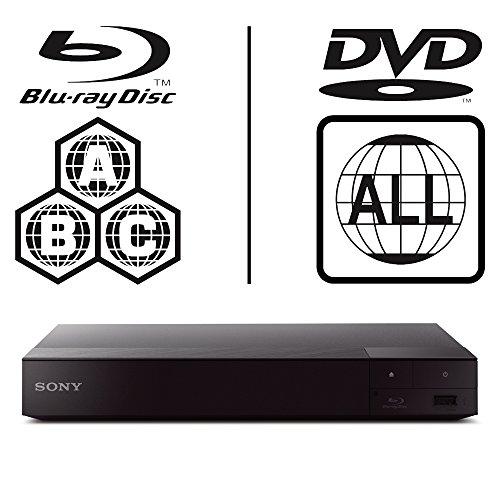 51Ep88cWimL. SS500  - SONY BDP-S6700 2K/4K Lecteur Multi Zone Region Code Free Blu Ray 2D/3D - WI-FI - DVD - SACD- CD Player