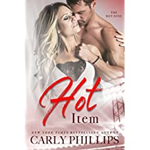 Hot Item (Hot Zone Book 3) (English Edition)