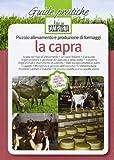 Piccolo allevamento e produzione di formaggi. La capra