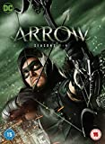 Arrow - Season 1-4 [DVD] [2016]