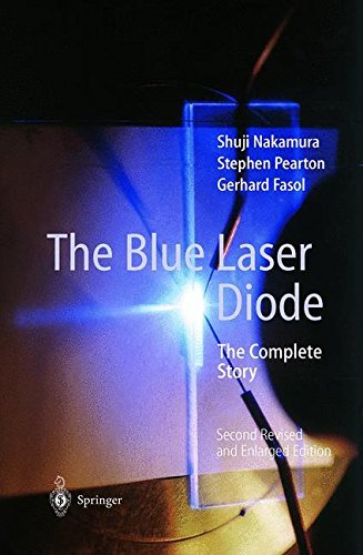 The Blue Laser Diode: The Complete Story by Shuji Nakamura (2000-08-28)
