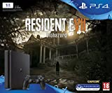CONSOLE PS4 SLIM - 1 TB - BLACK BUNDLE RESIDENT EVIL 7