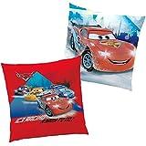 Disney Cars - Niños Cojín Ice Lightning McQueen 40x40cm