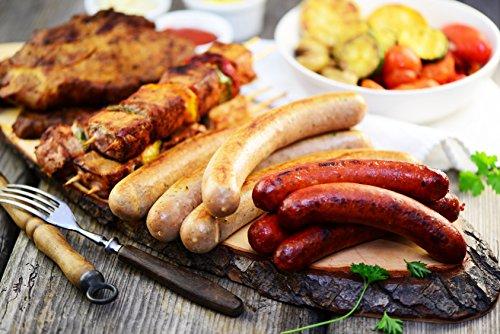 Thüringer Bratwurst - Gewürz. Rostbratwurst - Gewürzzubereitung ohne Zusatzstoffe. Beutel: 250g. -