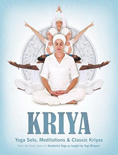 KRIYA: Yoga Sets, Meditations & Classic Kriyas (O) by Yogi Bhajan (2013-09-26)