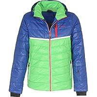 Bergson Herren Skijacke METIS - wasserabweisend, Winddicht, atmungsaktiv,  warm wattiert, Schneefang, ac87df0560
