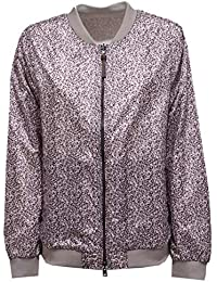 Woolrich 8214X Giubbotto Bomber Donna Charlot Reversible Jacket Woman