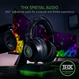 Comprar Razer nari: THX Spatial Audio - Cooling Gel-Infusion Cushions - 2.4ghz Wireless Audio - Mic with Game/Chat Balance - Gaming Headset...