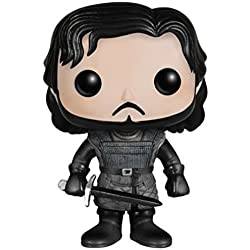 POP! Vinilo - Game of Thrones: Jon Snow Castle Black