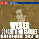 Grand duo concertante for Clarinet and Piano, Op. 48: III. Rondo - Allegro