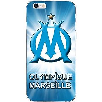 coque iphone x olympique de marseille