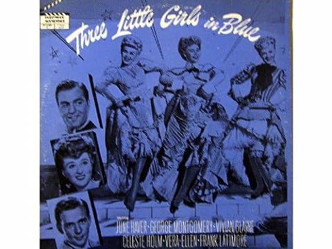 three little girls in blue LP [Vinyle LP record]