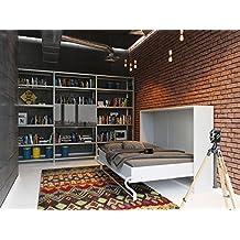 cama plegable pared. Black Bedroom Furniture Sets. Home Design Ideas