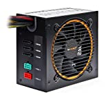 be quiet! Pure Power L8 CM 530W - Fuente de alimentación (530 W, 580 W, 100 a 240 V, 120 mm, 1455 RPM, Activo)