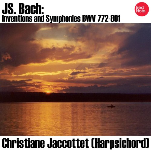 Bach: Inventions and Sinfonias BWV 772-801