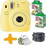 Fuji Instax Mini 8 Gelb Sofortfilmkamera