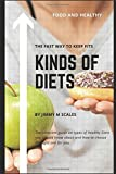 Kinds Of Diets: The complete guide on types of Healthy Diets you should know about and How to choose the right one for you  Get started!