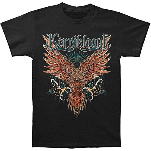 KORPIKLAANI OWL T-Shirt XL