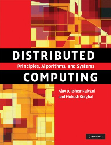 Distributed Computing: Principles, Algorithms, and Systems (English Edition) - Cambridge-server