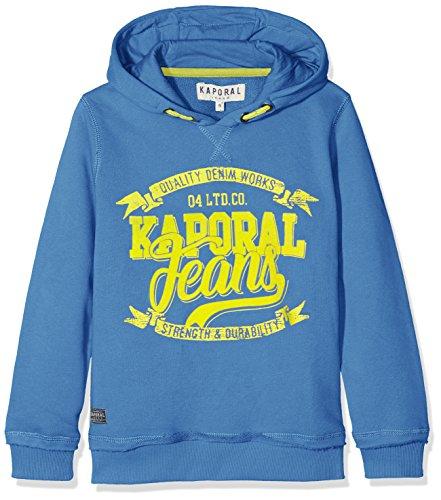 Kaporal Rewa, Sweat-Shirt Garçon, Bleu (Cobalt), 14 Ans (Taille Fabricant: 14A)