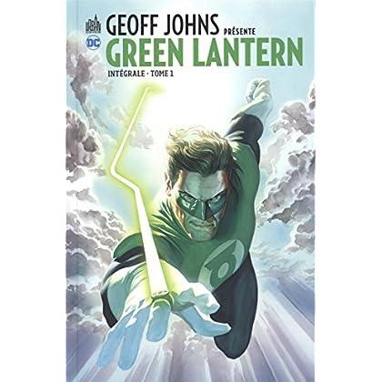 GEOFF JOHNS PRESENTE GREEN LANTERN INTEGRALE 1