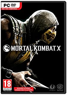 Mortal Kombat X (PC) (B00KJG46NM) | Amazon price tracker / tracking, Amazon price history charts, Amazon price watches, Amazon price drop alerts