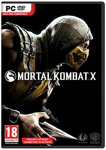 Mortal Kombat X (PC DVD) [importación inglesa]