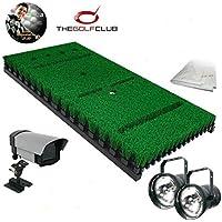 ProTee 2 PROTEE Base Pack One Golf Simulator con el Paquete de Software TGC