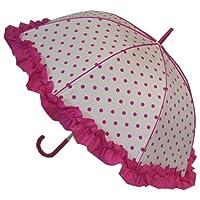 Boutique Polka Dot Umbrella