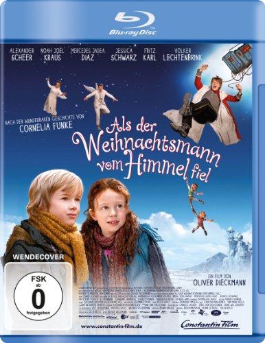 Als der Weihnachtsmann vom Himmel fiel [Blu-ray]