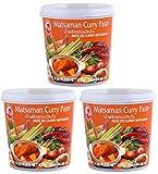 Cock - Matsaman Currypaste - 3er-Pack (3 x 400g)