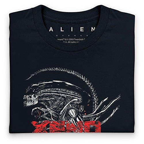 Official Alien: Covenant Xeno Langarmshirt, Herren Schwarz