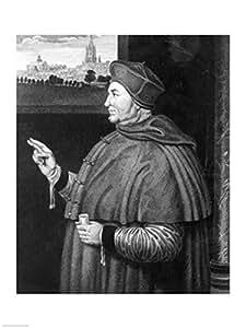 Hans Holbein – Cardinal Thomas Wolsey Fine Art Print (45.72 x 60.96 cm)