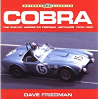 Cobra: The Shelby American Original Archives