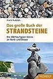 Das große Buch der Strandsteine: Die 300 häufigsten Steine an Nord- und Ostsee - Frank Rudolph