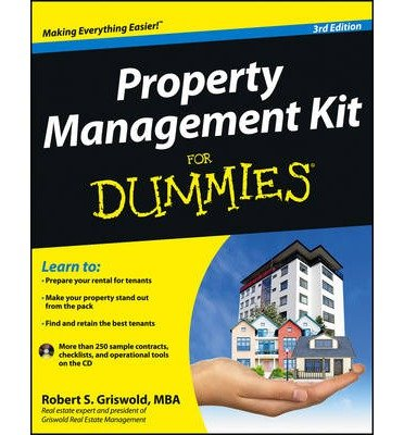 [(Property Management Kit For Dummies )] [Author: Robert S. Griswold] [Mar-2013]