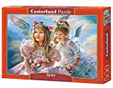Castorland B-51762-2 - Heavenly Message, 500-teilig, Klassische Puzzle
