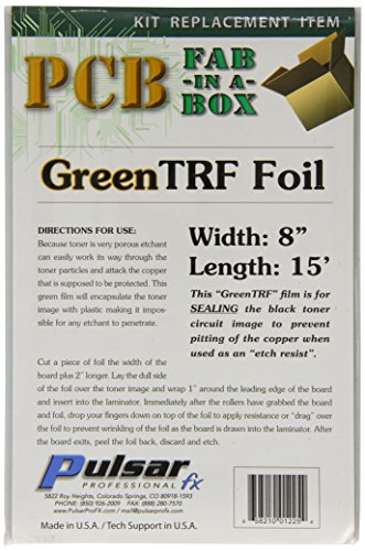 Preisvergleich Produktbild Pulsar Pro FX TRF-Folie, grün