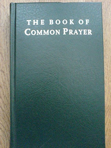 Book of Common Prayer - Desk Edition by Church of Ireland (2004-12-31)