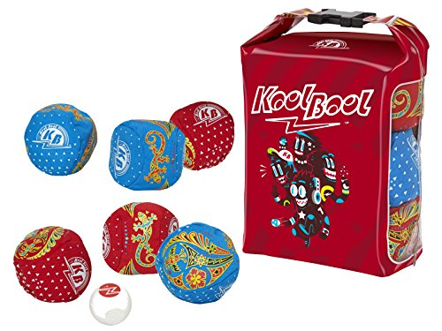 SPOT GAMES 003 KoolBool Petanque Freestyle mit weichen Bällen