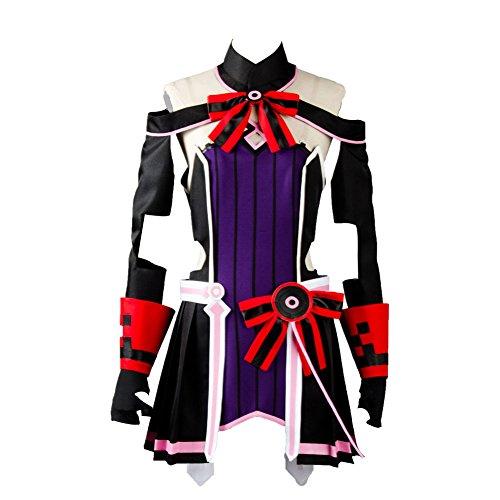 Sword Art Online SAO the Movie Ordinal Scale OS Yuna Dress Cosplay Damen XS