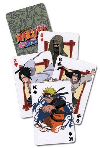Naruto Shippuden Juego de Cartas